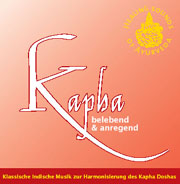 Healing Sounds of Ayurveda - Kapha-CD