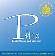 Healing Sounds of Ayurveda - Pitta-CD
